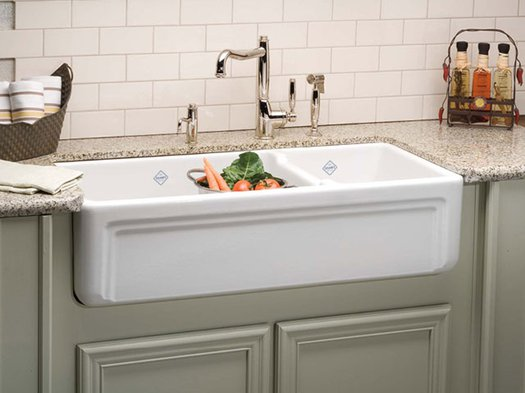 Egerton high-quality kitchen sink for the country style kitchen