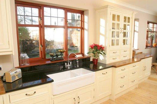 Egerton retro kitchen sink