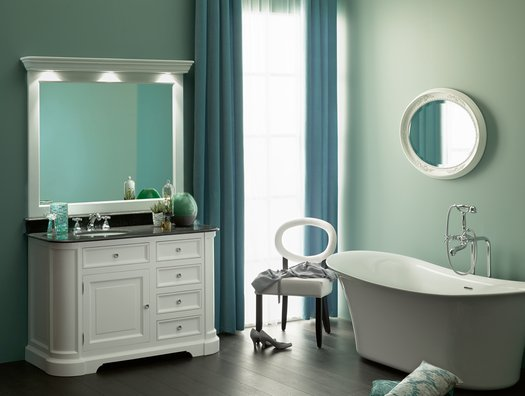 Elysée 127 cottage bathroom furniture