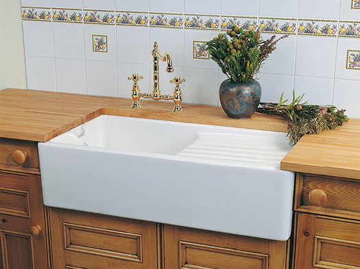 Longridge quality kitchen sink for the cottage style kitchen