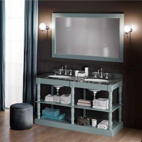 Classic open bathroom furniture