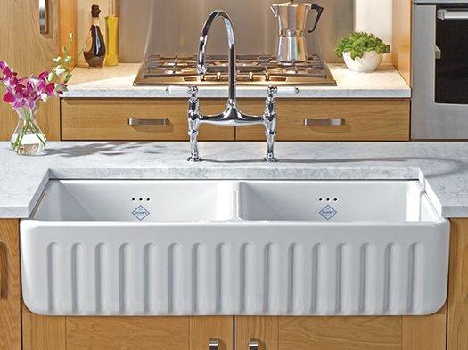 Cottage kitchen sink
