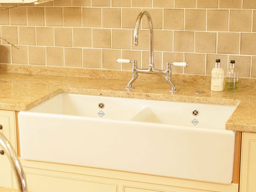Shaker Double quality kitchen sink
