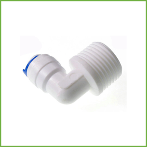 Quick Connect Elbow 1/4 to 1/2 inch Male BSP