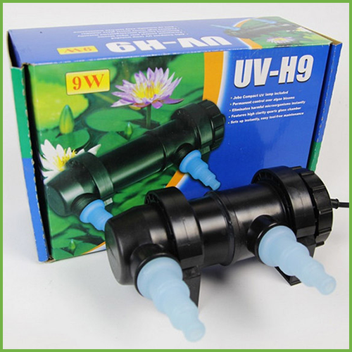 Aquarium UV Steriliser 9 Watt