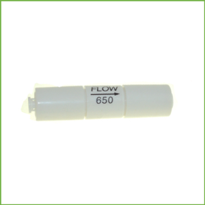 Quick Connect Flow Restrictor 650 ml