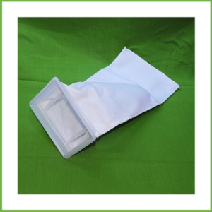 7 inch Rectangle Felt Filter Sock