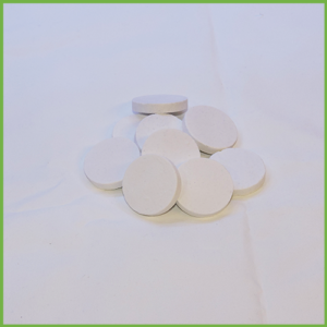 Ceramic Frag Disks