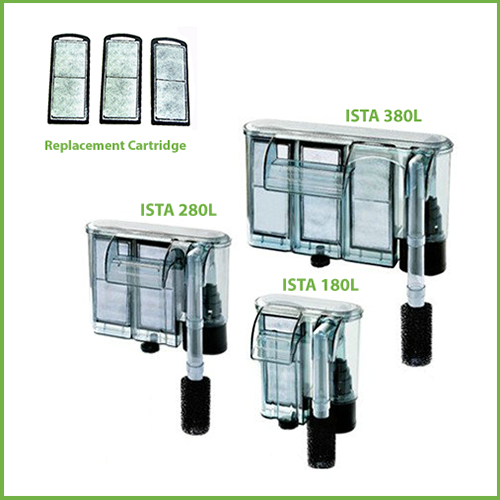 ISTA 380L Hang On Filter