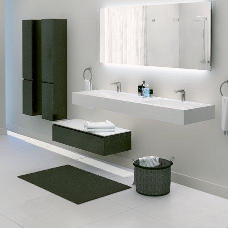Plan Vasques dans une salle de bain design