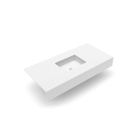 Wastafeltablet Pure White 0646.01