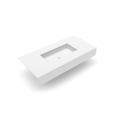 Wastafeltablet Pure White 0648.01