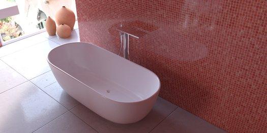 Pure White bad voor de hedendaagse badkamer
