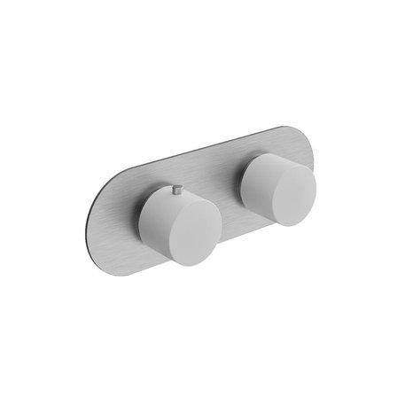 Mitigeur thermostatique de douche Scull 2 fonctions 460.0-SCL4106_O