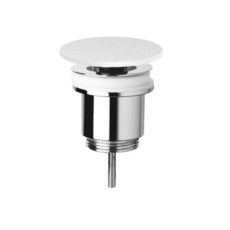 Plug met top in Acrymold Solid Surface 530.DRAIN