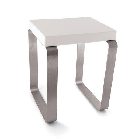 Quadra design zitbankje voor badkamer