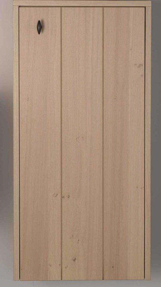 Voorkant van de Lodge badkamer kast