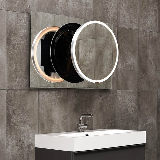 Miroir extensible Dot9060