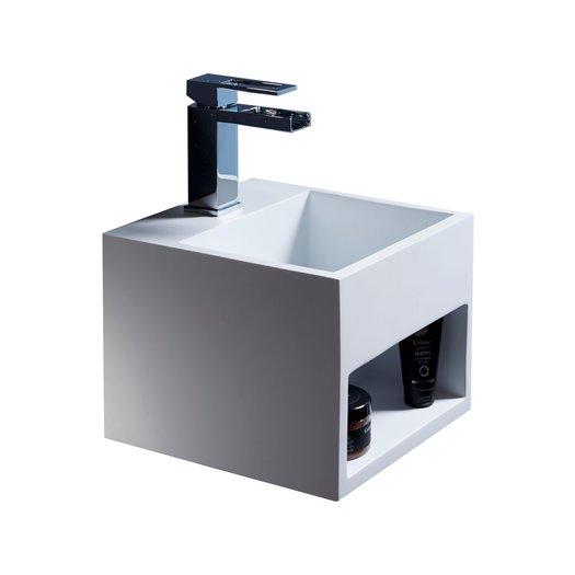 Lave-mains 925.FLM01 en Solid Surface