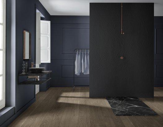 Receveur de douche tendance pour une salle de bains contemporaine
