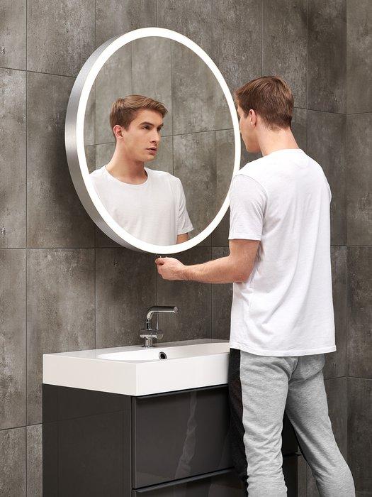 Miroir glisse 30 cm vers l'avant, super ergonomique