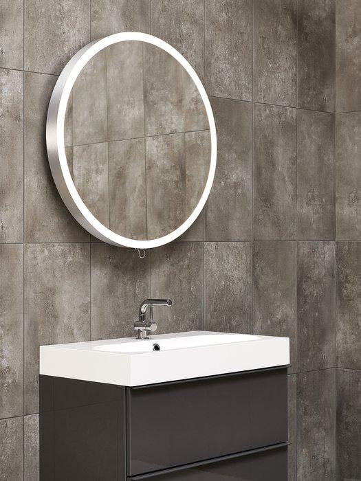 Miroir contemporain Moon. 80 pour salle de bains 01