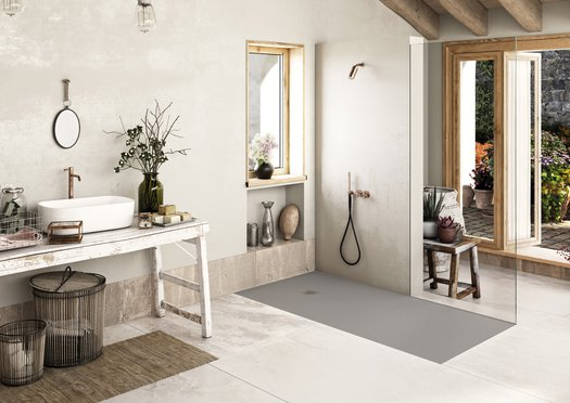SquareDrain trendy badkamer beton 02