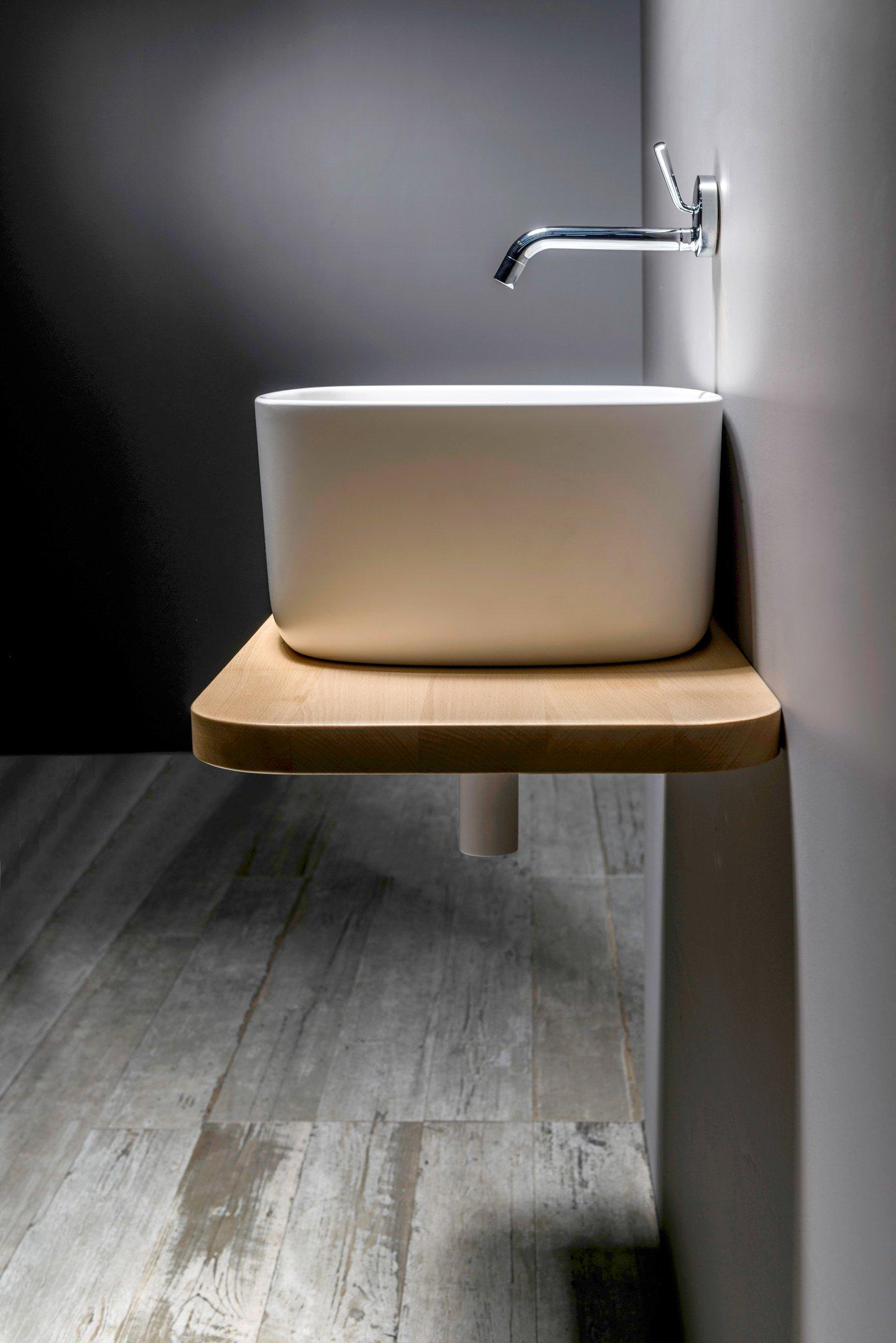 Etagere Pour Vasque A Poser bounce counter hang lavabo met legger