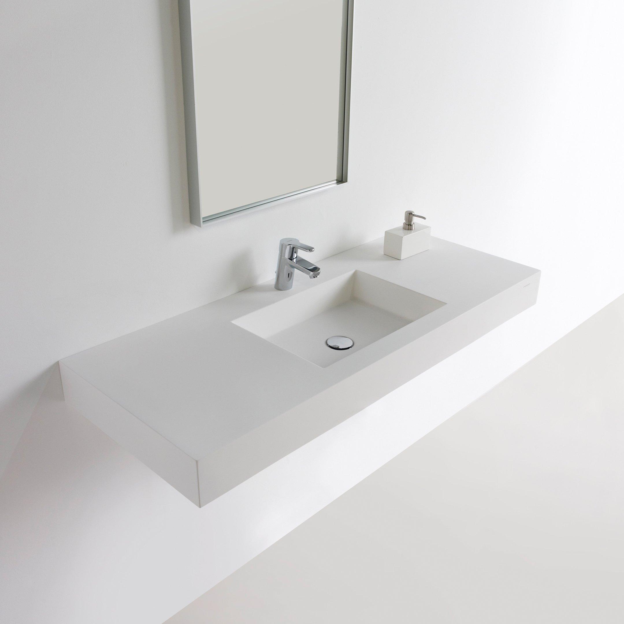 Espace Entre 2 Vasques puzzle wastafeltablet - y03