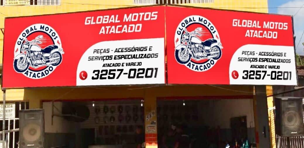 ee2254cad global motos prime atacado (vendas de peças de motos em Águas compridas  olinda pe)