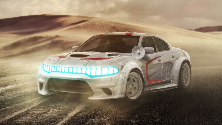 Carwow: Han Solos Millenium-Falcon-Charger