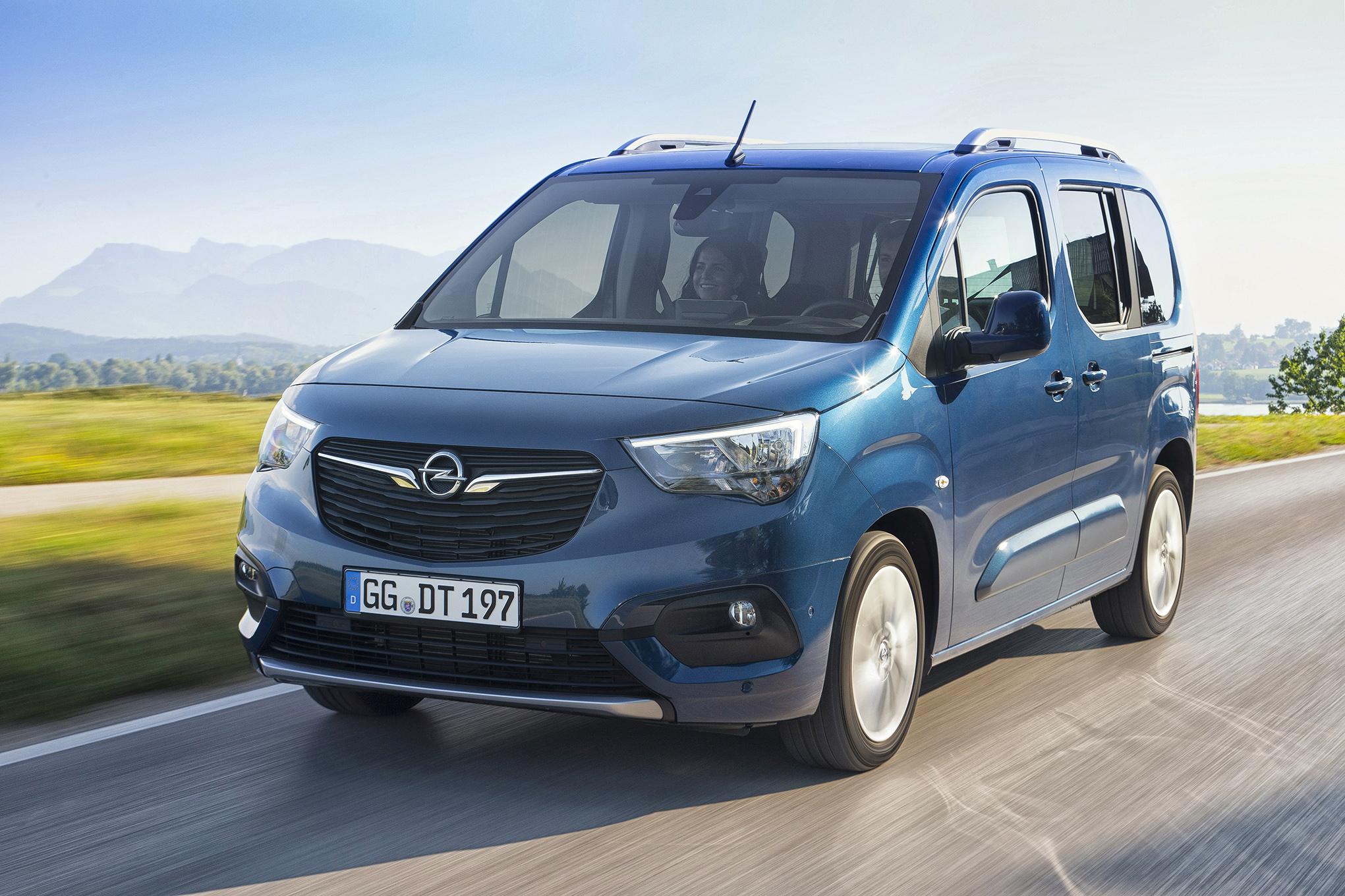 Bis 2020 Acht Neue Opel Modelle Automobil Revue