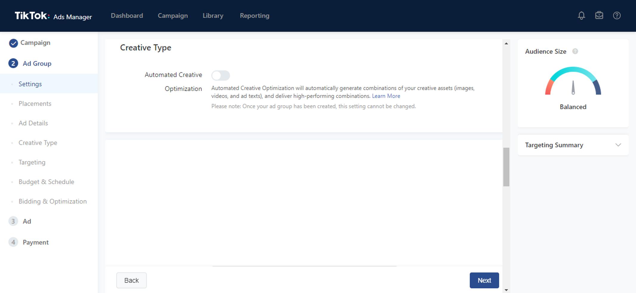 advanced TikTok for digital marketers - TikTok's Automated Creative Optimization