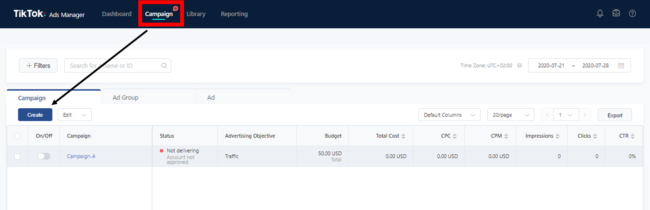 Create your TikTok Ads Campaign Using TikTok Marketing Basics - Affiliate Marketer's Guide