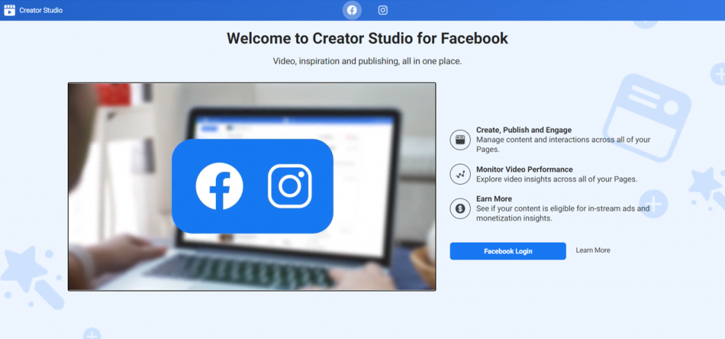 Free Tools for Affiliate Marketers #9 - Best free Social Media Marketing Hacks for creating visual (photos, designs) or audiovisual content (videos, video clips) for facebook & Instagram posts - Facebook & Instagram Creator Studio