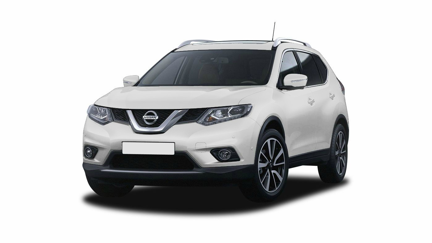 NISSAN X-TRAIL<br />N-Connecta 7 places