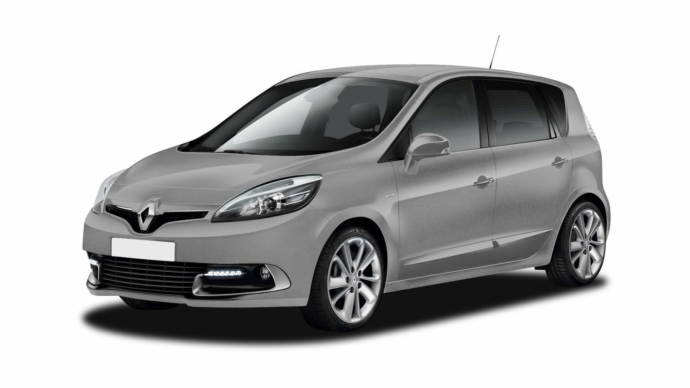 RENAULT SCENIC 3<br />Bose+Toit Pano