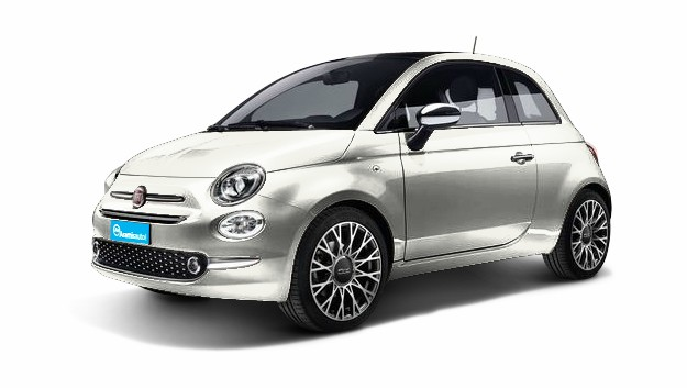 FIAT 500<br />Lounge