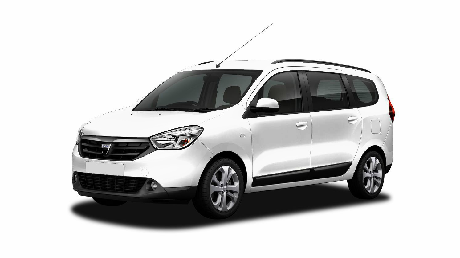 DACIA LODGY<br />Stepway 7pl