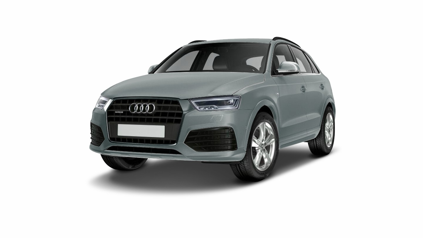 AUDI Q3<br />Ambiente+Pano+GPS