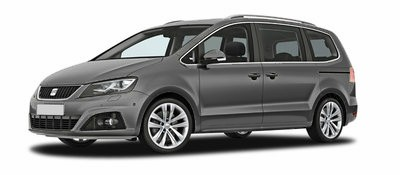 SEAT ALHAMBRA<br />Style+7pl+Pano