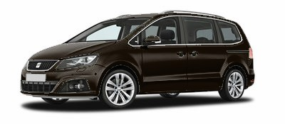 SEAT ALHAMBRA<br />Style 7pl+Tech