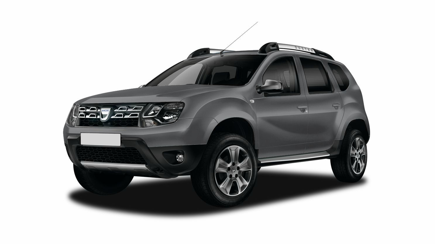 DACIA DUSTER<br />Black Touch+Cuir