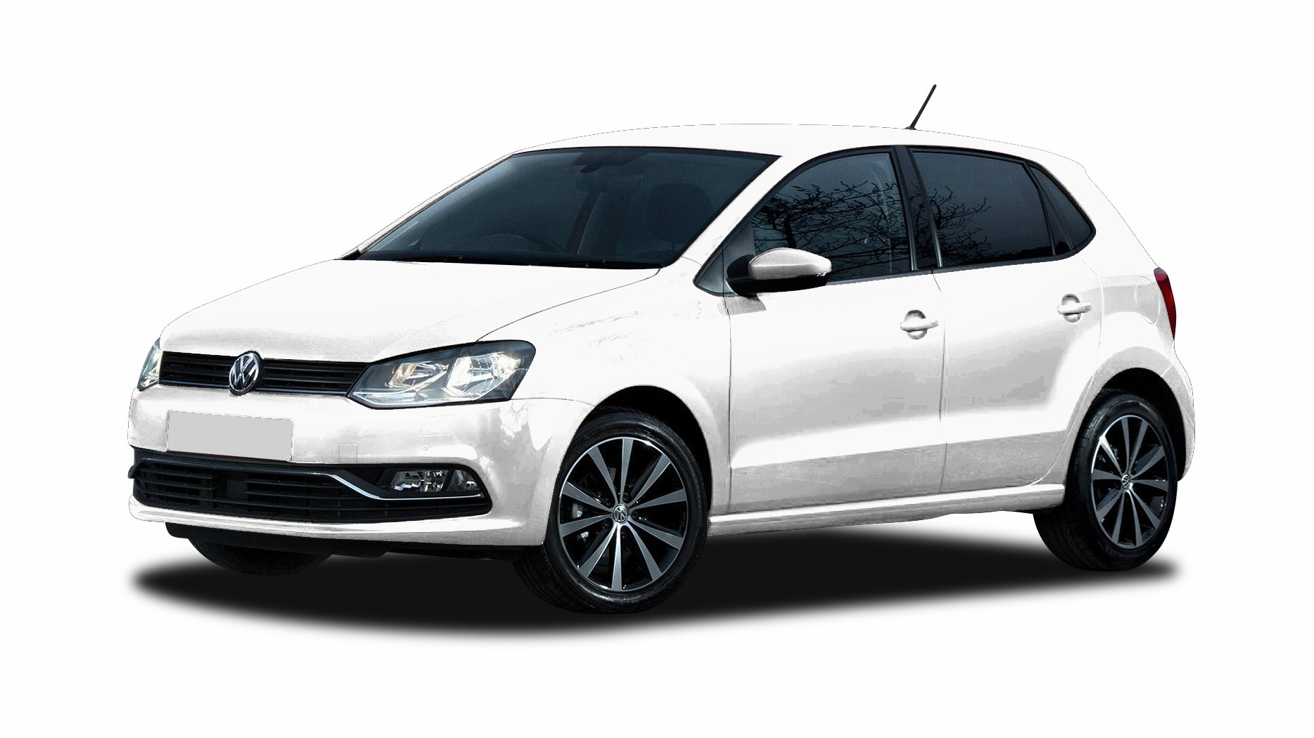 VOLKSWAGEN POLO<br />Confortline Pack Match+GPS