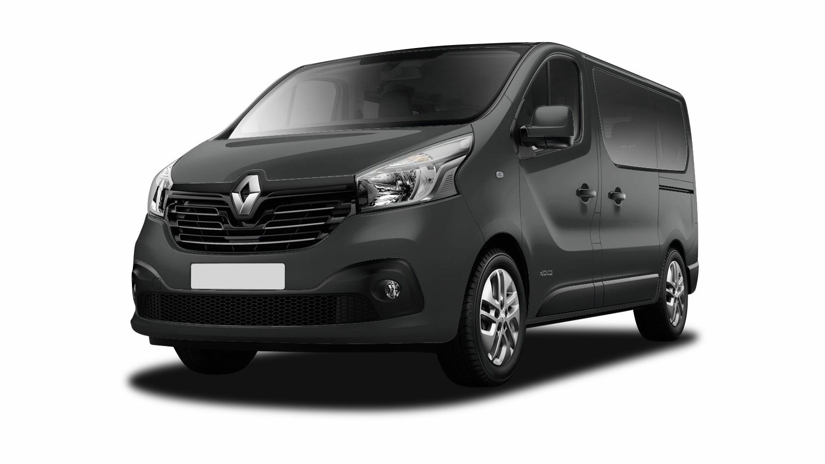 Renault Trafic Combi Nouveau