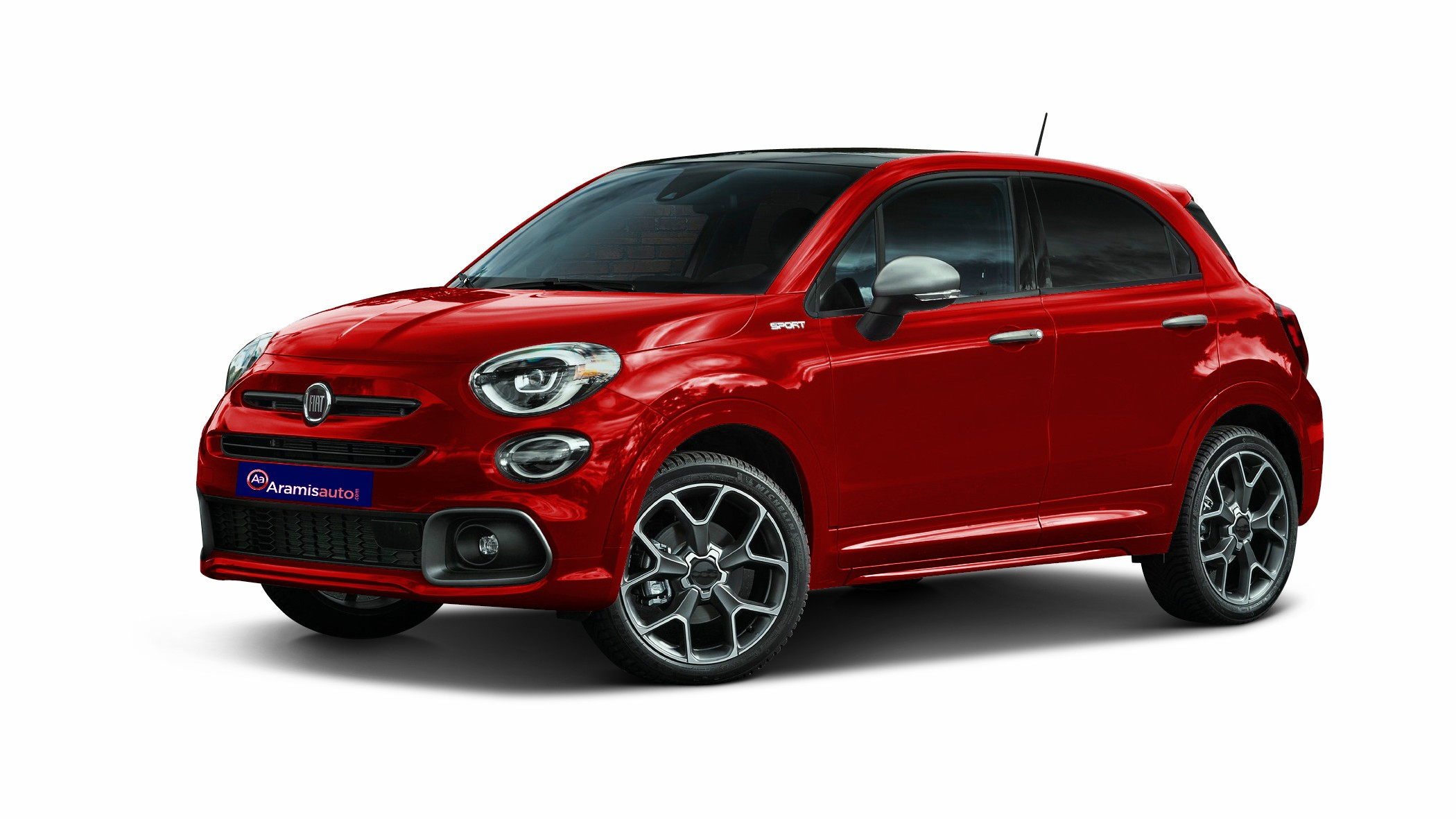 fiat 500x 4x2 et suv 5 portes essence 1 4 multiair. Black Bedroom Furniture Sets. Home Design Ideas