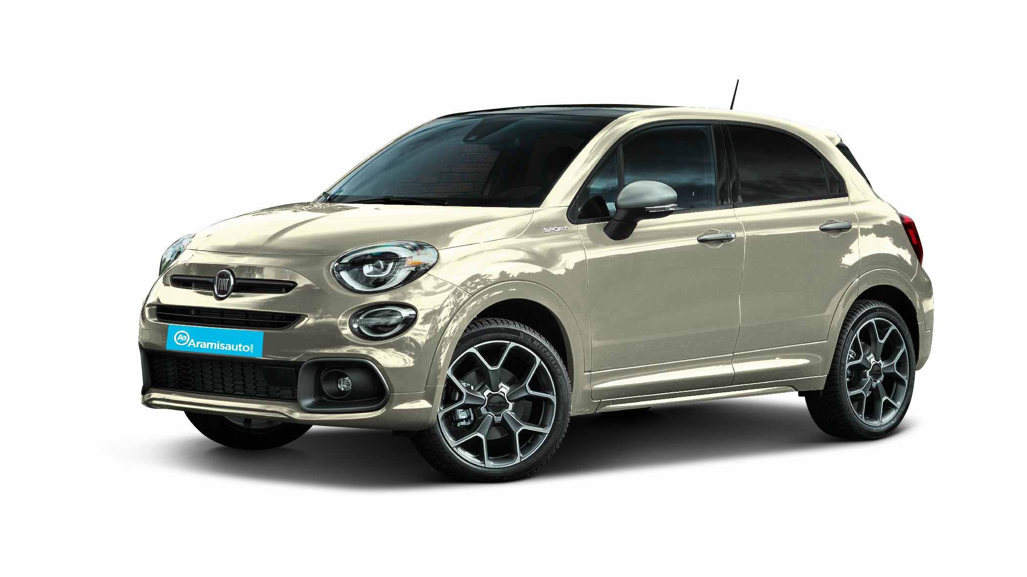 fiat 500x 4x2 et suv 5 portes essence 1 4 multiair 140 ch dct bo te automatique ou. Black Bedroom Furniture Sets. Home Design Ideas