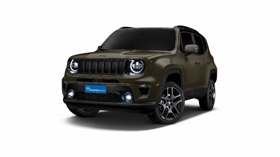 JEEP RENEGADE<br />Limited