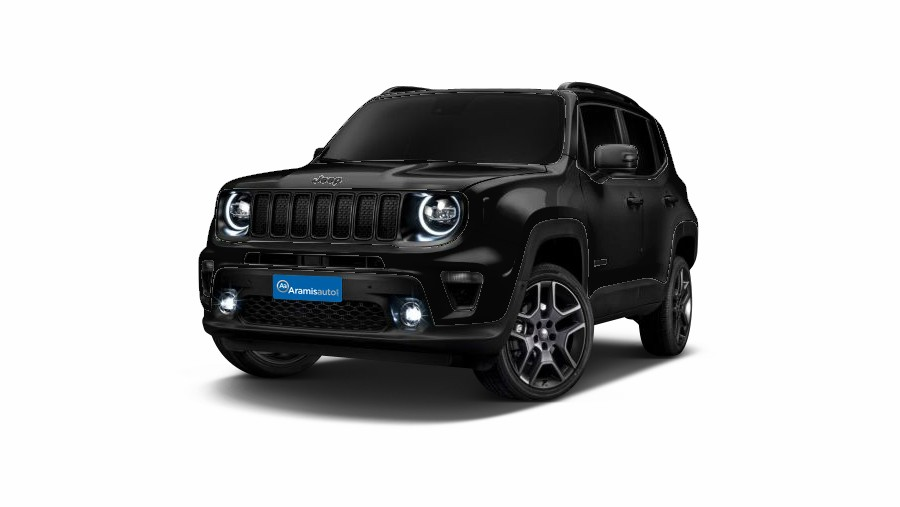 JEEP RENEGADE<br />Longitude