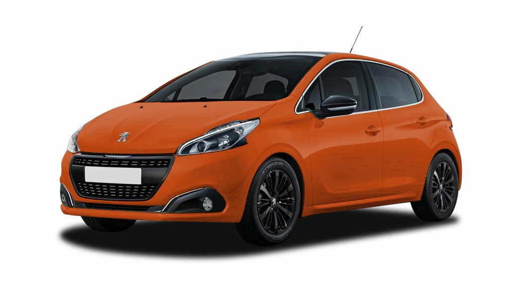 PEUGEOT 208<br />Style+GPS